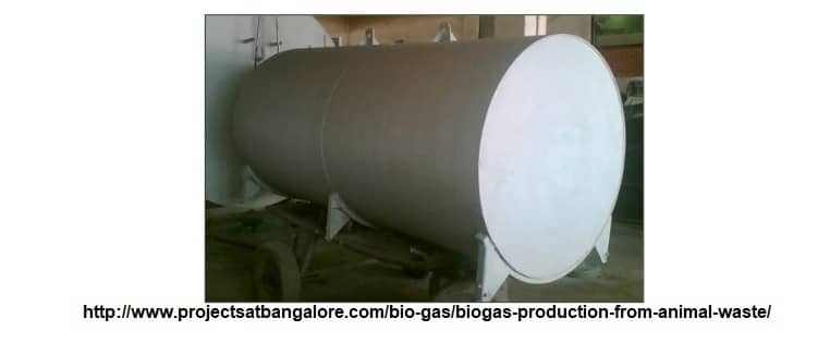 Biogas Production from Animal Waste