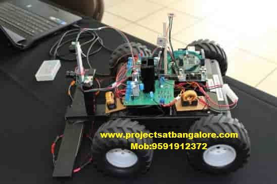 Final Year Robotics Project