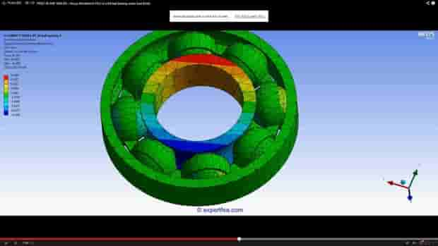 FINITE ELEMENT ANALYSIS projects ANSYS