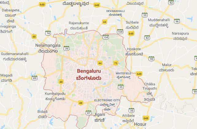 Internship in Bangalore