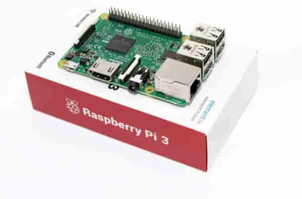 2018-2019 Raspberry pi 3 Projects