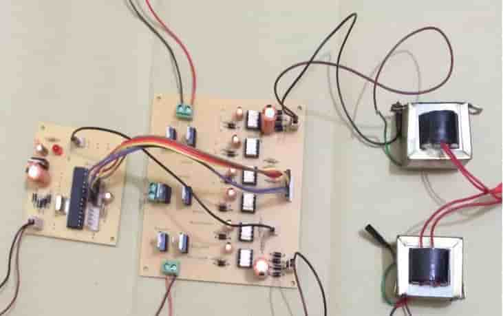 2019 POWER ELECTRONICS PROJECTS for Engineering Students