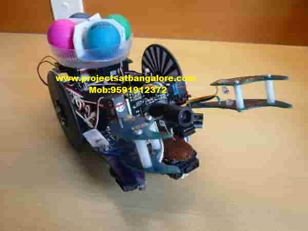 Robot Projects for Engineering Students