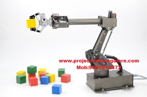 Robot project Ideas