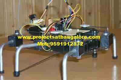 Robotics Projects for mtech Students
