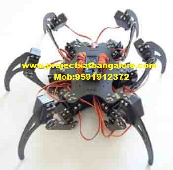 Robotics Projects using Pic Microcontroller