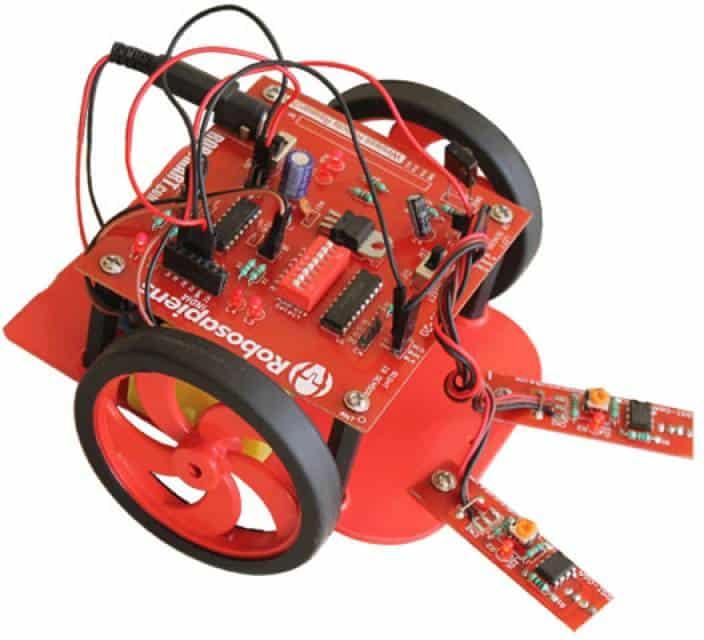 Robotics Projects using Arduino